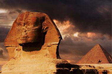 Магия Древнего Египта Pyramida